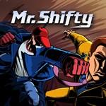 Mr. Shifty Logo