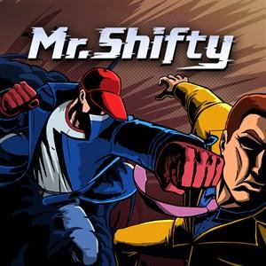 Mr. Shifty Xbox One