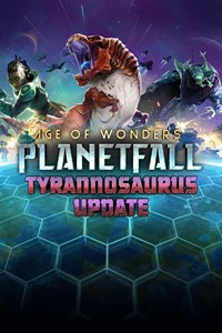Carátula para el juego Age of Wonders: Planetfall de Xbox 360