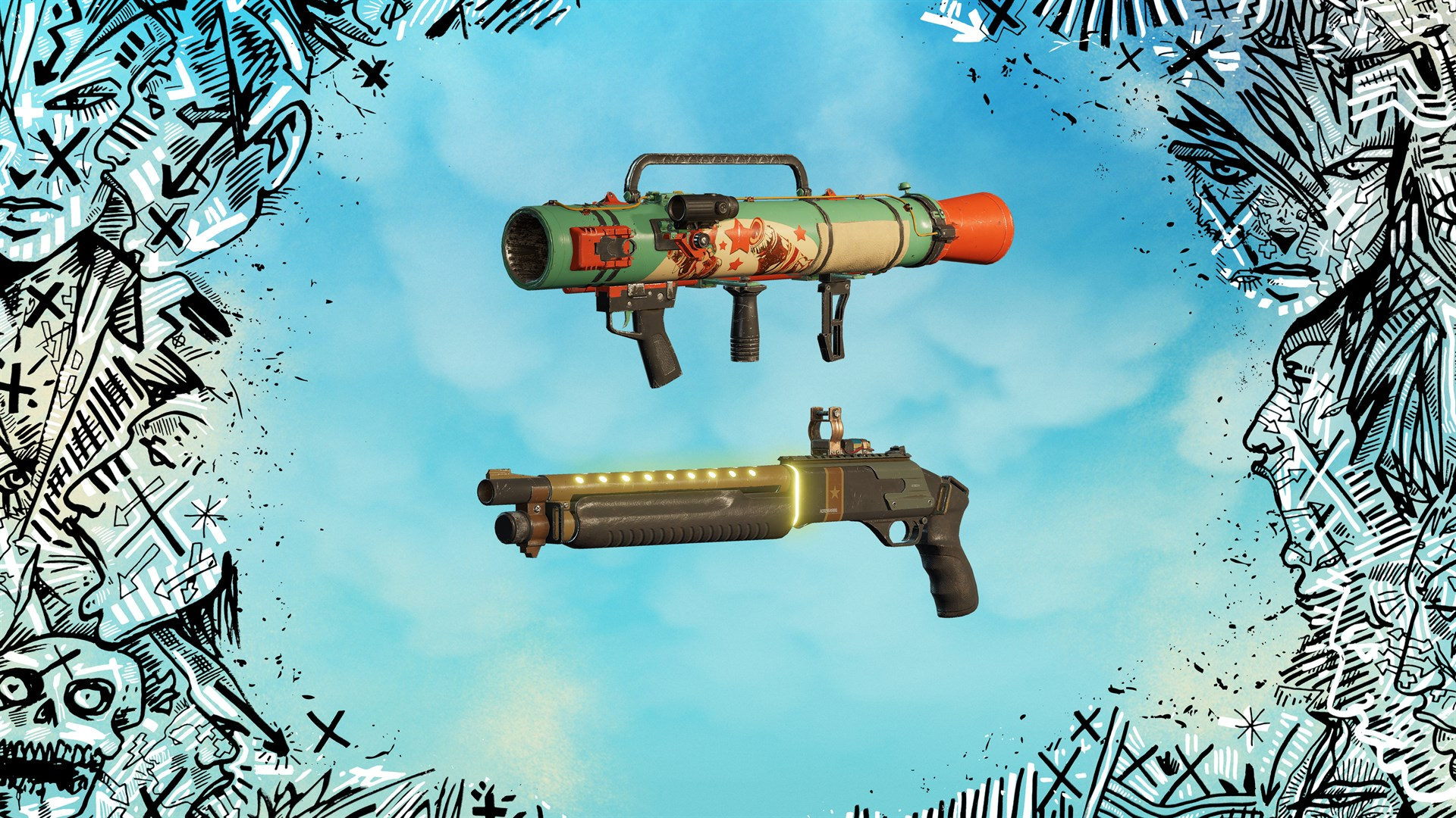 Far Cry® New Dawn - Retro Weapon Pack