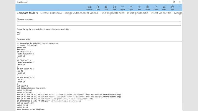 Buy Script Generator - Microsoft Store en-CA