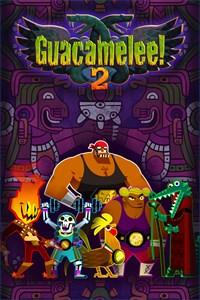 Carátula del juego Guacamelee! 2 - The Proving Grounds (Challenge Level)