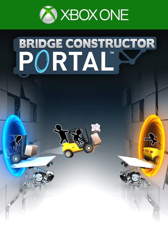 Bridge Constructor Portal boxshot