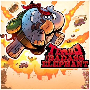 TEMBO THE BADASS ELEPHANT Xbox One