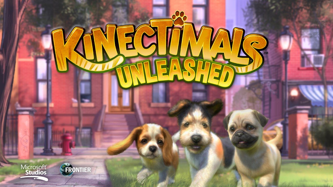 Kinectimals Unleashed
