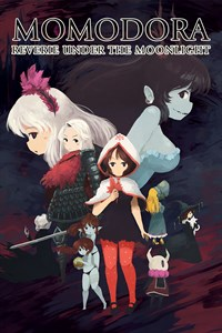 Carátula para el juego Momodora: Reverie Under the Moonlight de Xbox 360