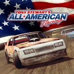 Tony Stewart's All-American Racing Logo