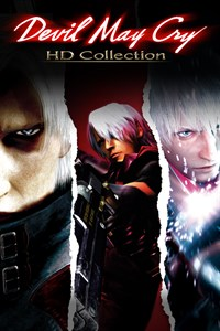 Carátula para el juego Devil May Cry HD Collection de Xbox 360