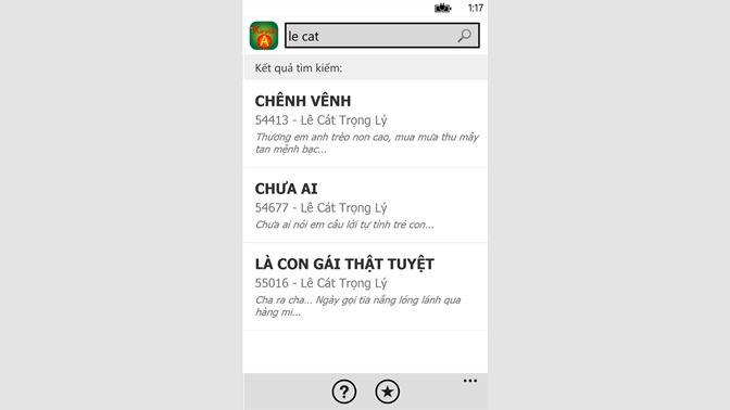 Get Karaoke Việt Nam (5 so Arirang) - Microsoft Store