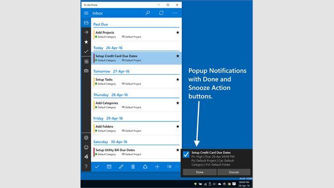 Get To-Do Prime - Microsoft Store
