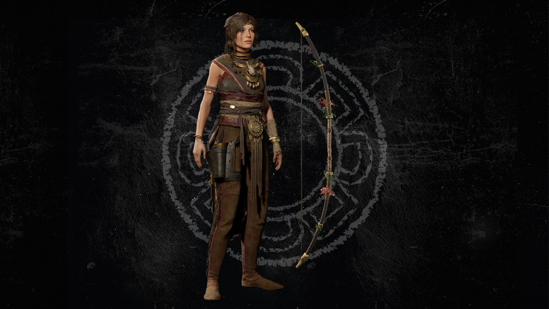 Shadow of the Tomb Raider - Myth Hunter Gear