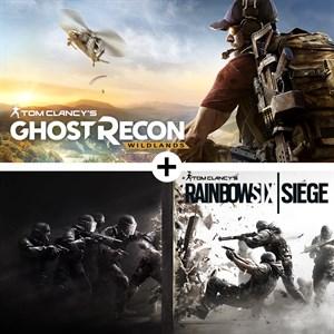 Tom Clancy's Ghost Recon® Wildlands and Tom Clancy's Rainbow Six® Siege Xbox One