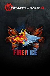 Pacote de Torcedor Fire N Ice Temp. 2