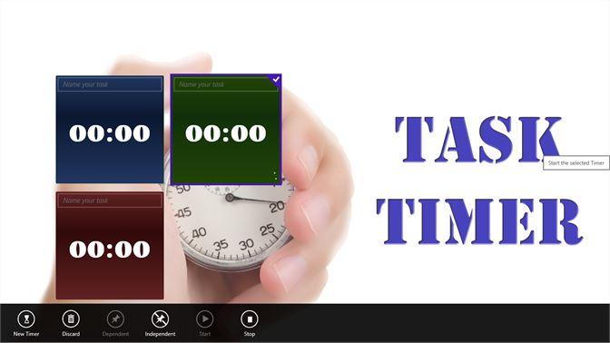 Get Task Timer - Microsoft Store