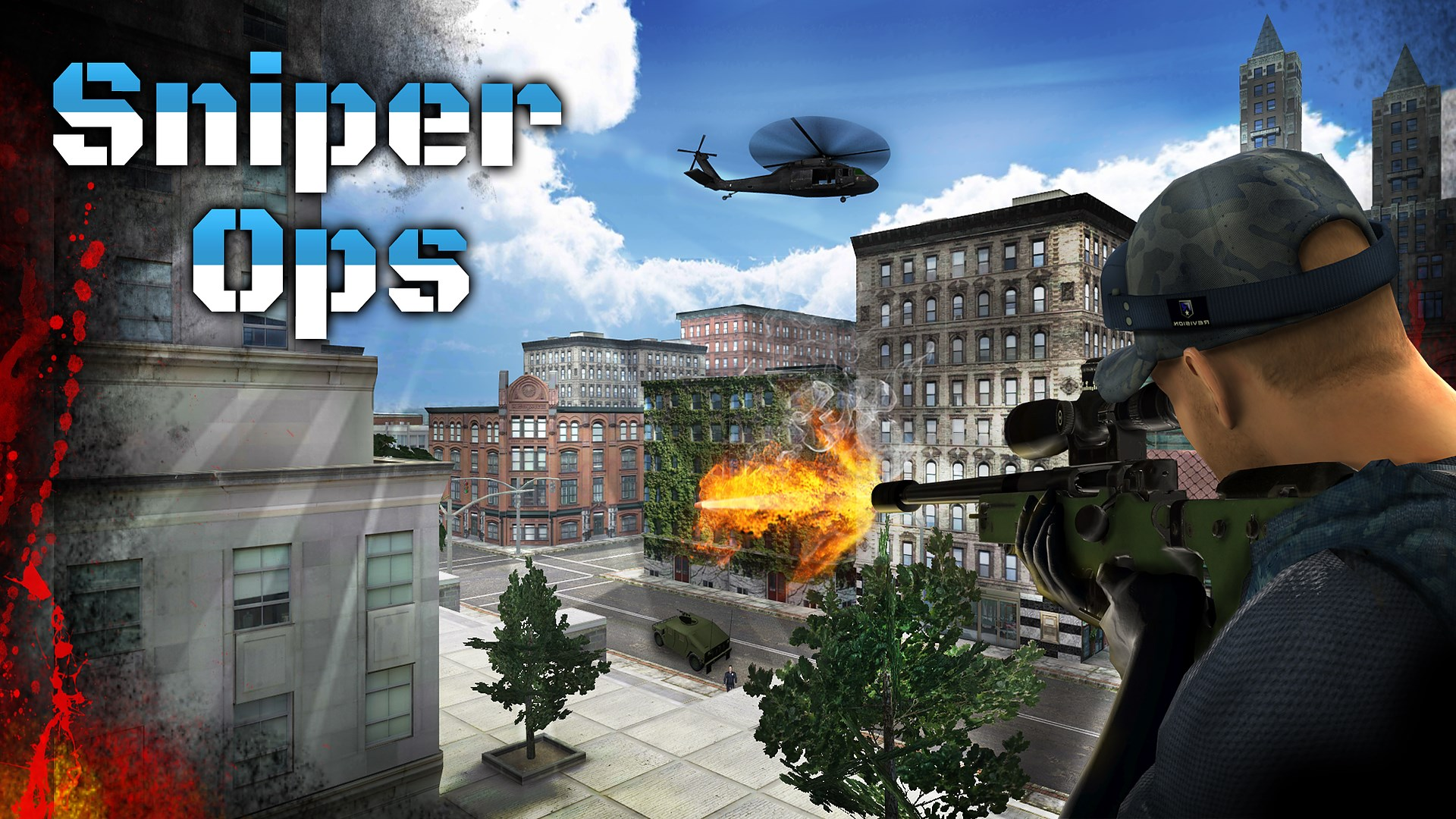14cc4f5b454db Get Sniper Ops 3D Shooter - Top Sniper Shooting Game - Microsoft ...