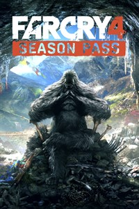FAR CRY 4 SEASON PASS TICKET