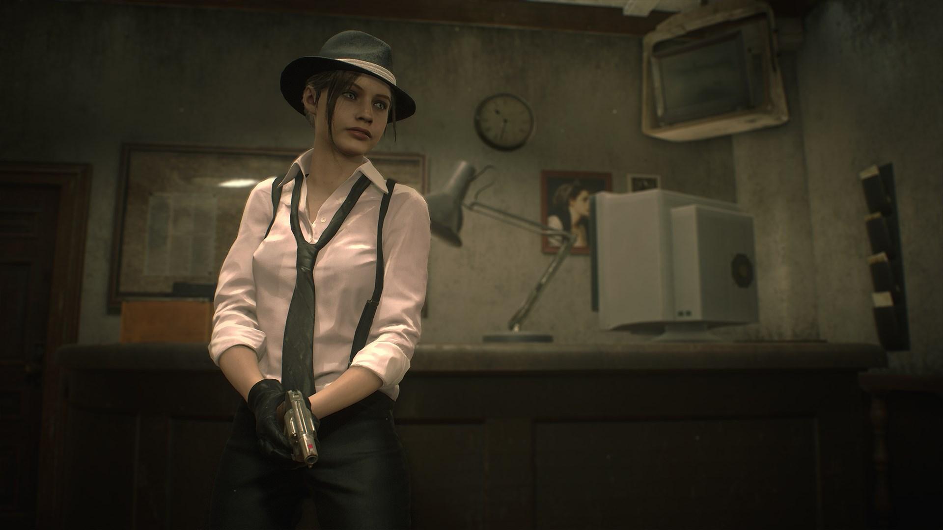 """Claire Costume: """"Noir"""""""