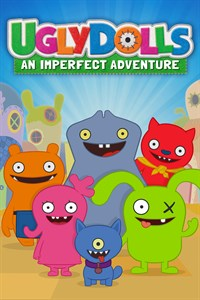 Carátula del juego UglyDolls: An Imperfect Adventure