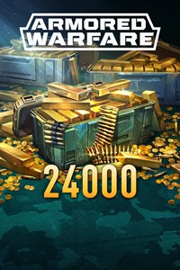 Armored Warfare - 24.000 Gold