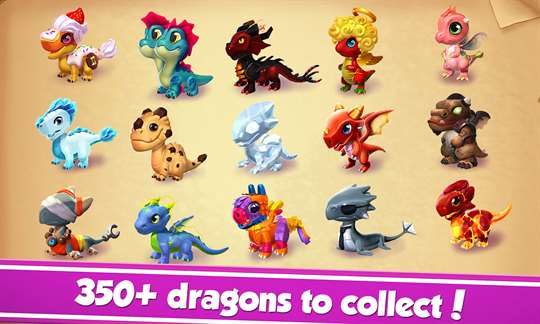 Dragon Mania Legends screenshot 1
