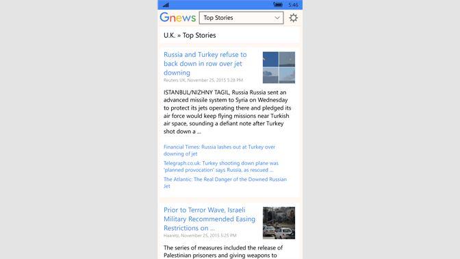 Get Google News Viewer - Microsoft Store