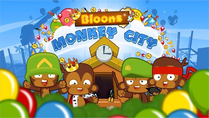 Get Bloons Monkey City - Microsoft Store en-GB