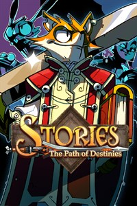 Carátula para el juego Stories : The Path of Destinies de Xbox 360