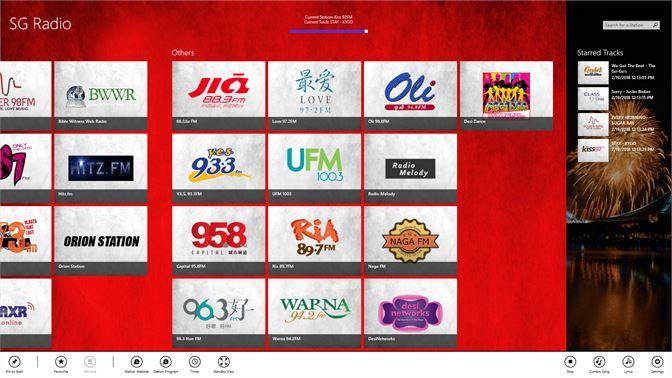 Get SG Radio - Microsoft Store en-SG