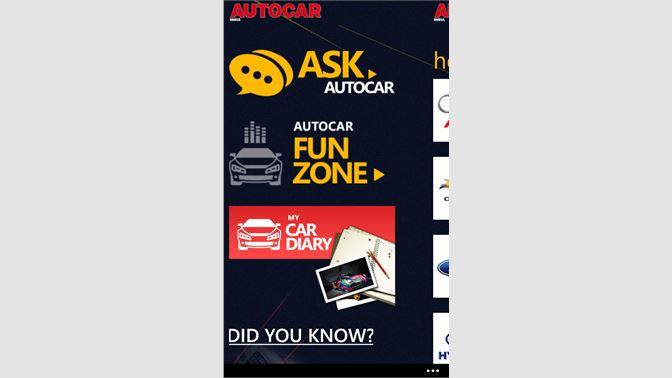 d347db73aad2 Get Autocarindia - Microsoft Store en-IN