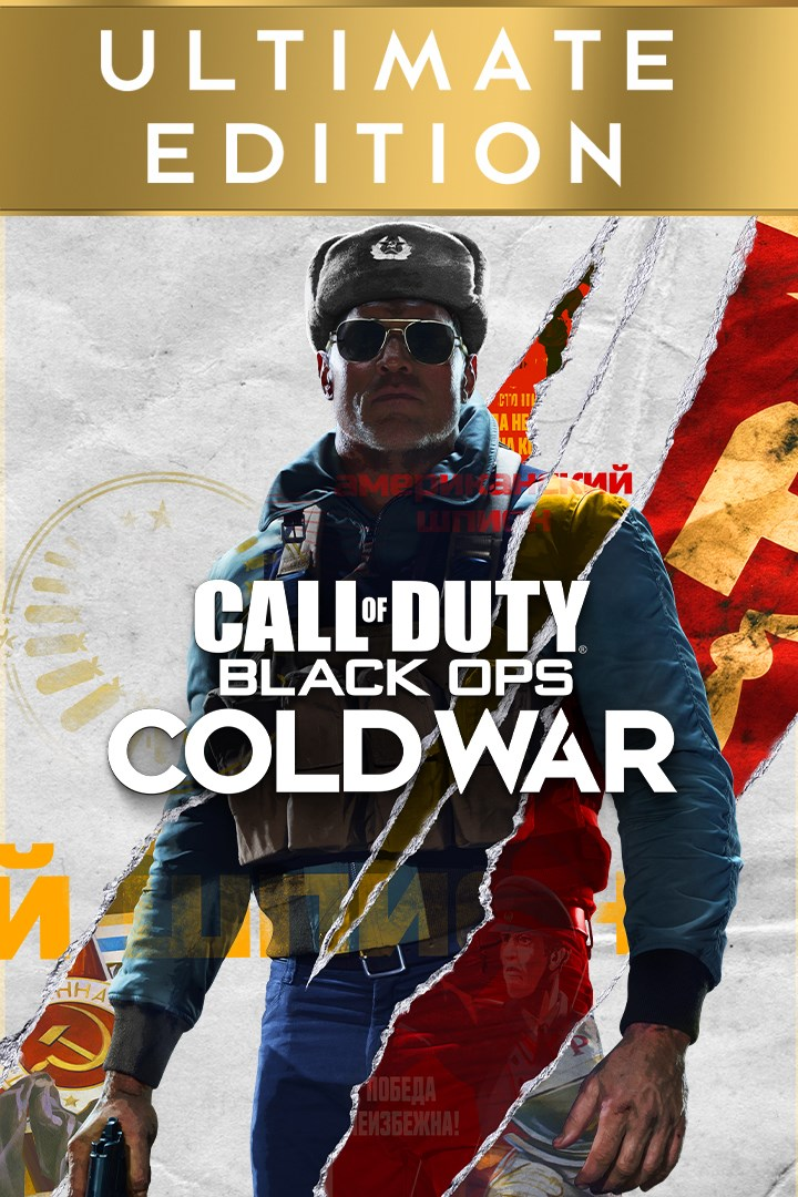 Buy Call Of Duty Black Ops Cold War Ultimate Edition Microsoft Store