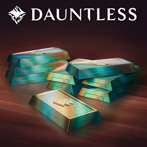 Dauntless: 1,000 (+bono de 150) platinos Xbox One