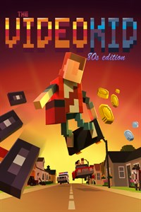 Carátula del juego The VideoKid para Xbox One