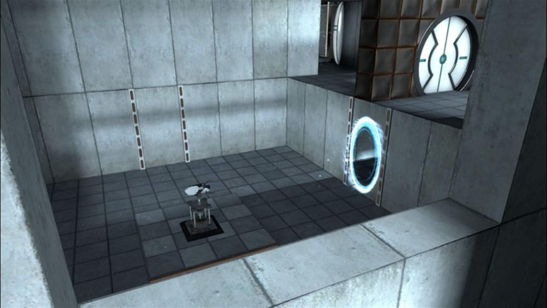 Скриншот №19 к Portal Still Alive