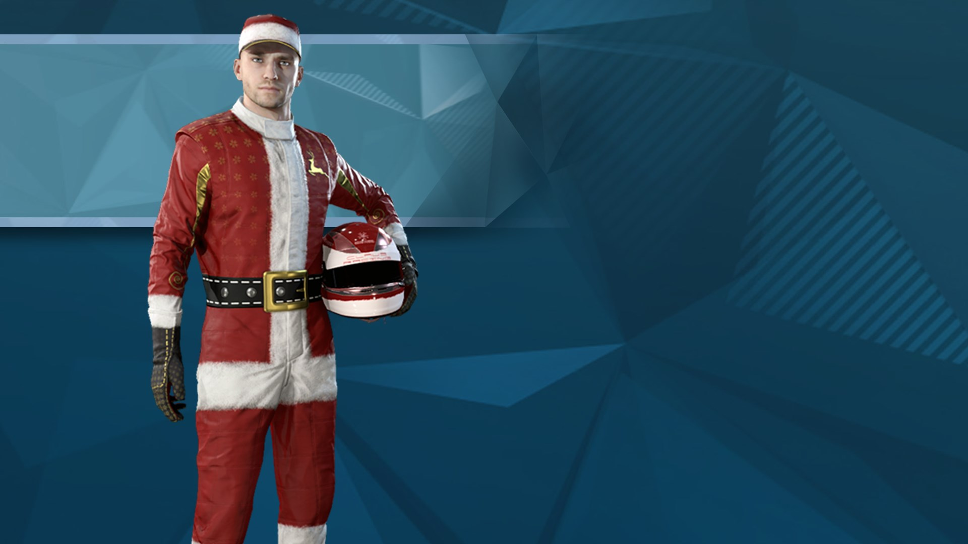 F1® 2019: Suit 'Holiday Special'