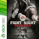 FIGHT NIGHT CHAMPION Logo