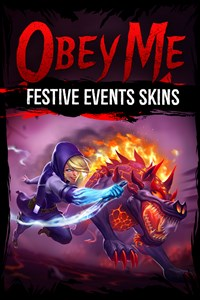 Obey Me - Festive Events Skin Pack