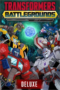 TRANSFORMERS: BATTLEGROUNDS - Digitale Deluxe Edition