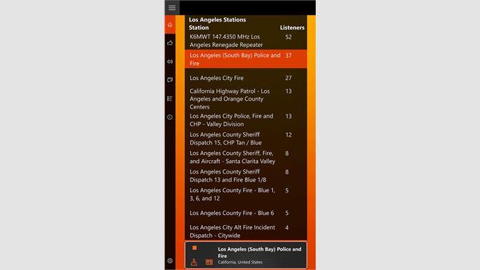 Купить 5-0 Police Radio Los Angeles — Microsoft Store (ru-RU)