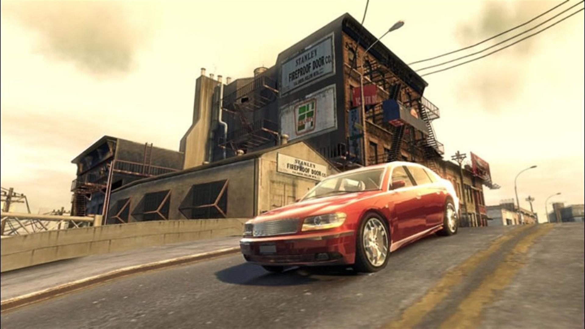 Скриншот №17 к Grand Theft Auto IV