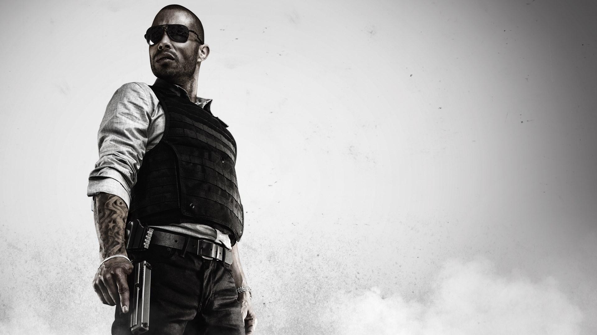 Battlefield™ Hardline Premium-bunt