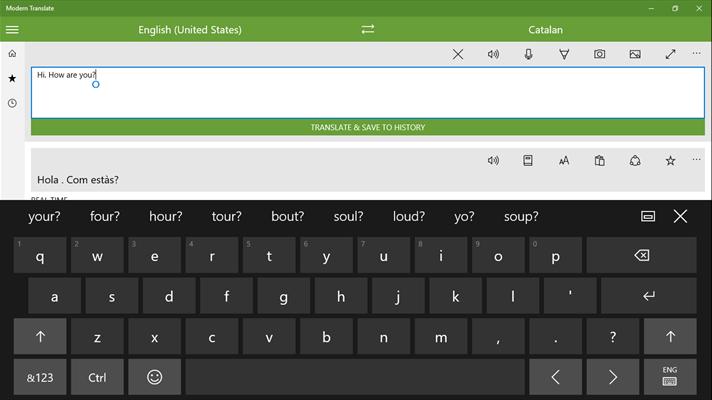 Modern Translate Appx Free Download Windows Phone App