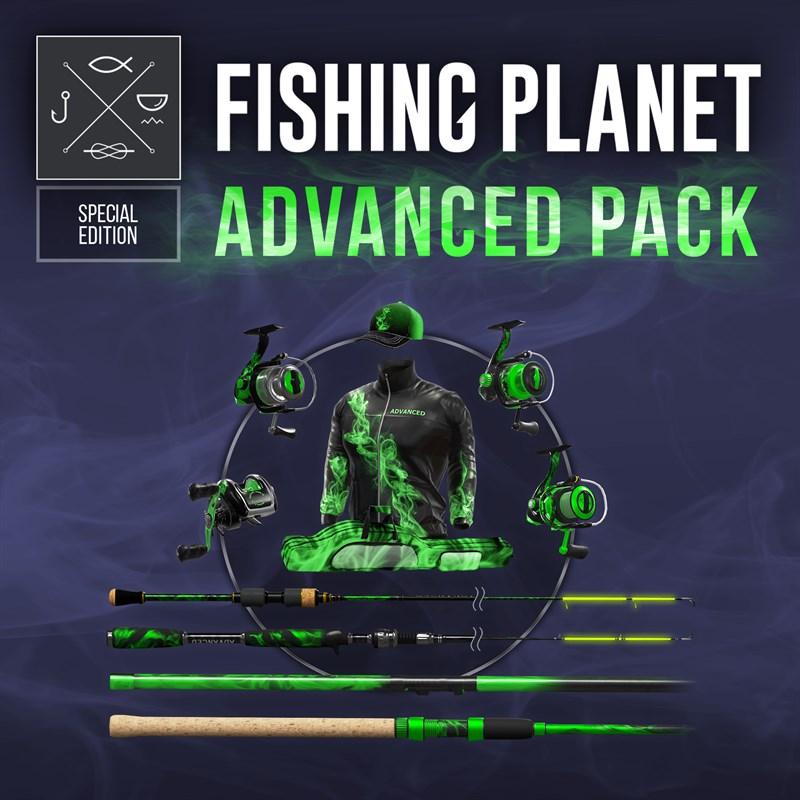Fishing Planet: Advanced Pack