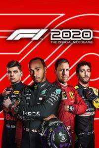 Carátula para el juego F1 2020 de Xbox 360