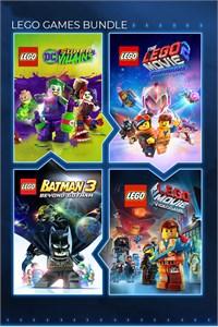 Conjunto de Jogos LEGO