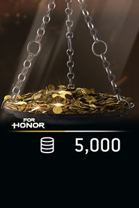 FOR HONOR™ 5 000 STEEL Credits Pack