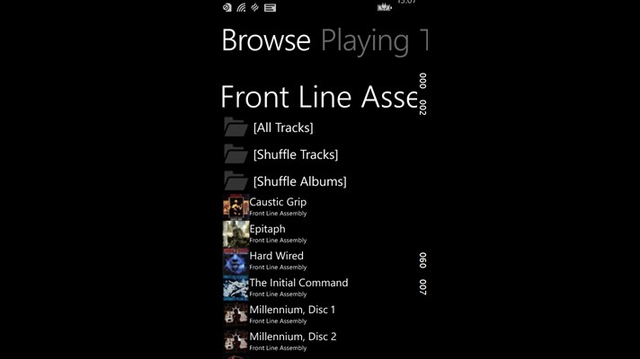 Mobile Foobar2000 beta now in the Windows Store 2