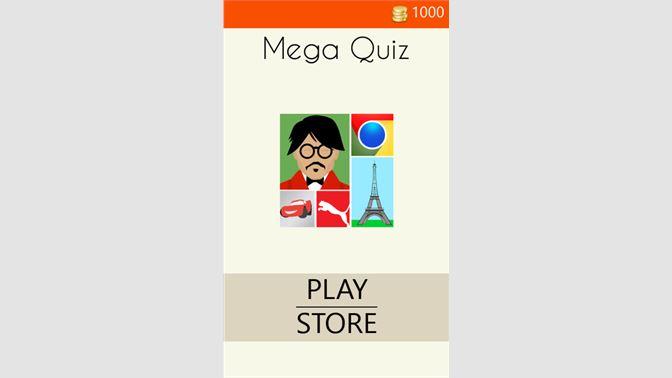 Get Mega Quiz - Microsoft Store