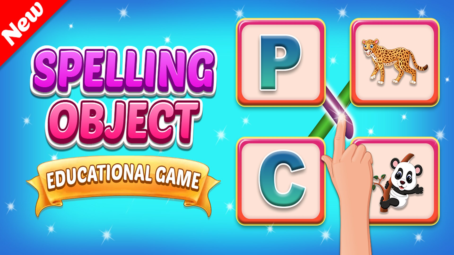 Kids Spelling Learning Game Free