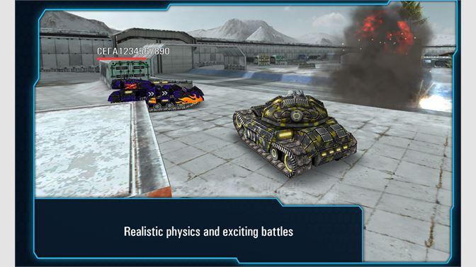 Get Iron Tanks: Battle online - Microsoft Store