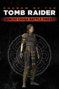Shadow of the Tomb Raider - Outfit: Sinchi Chiqa Battle Dress